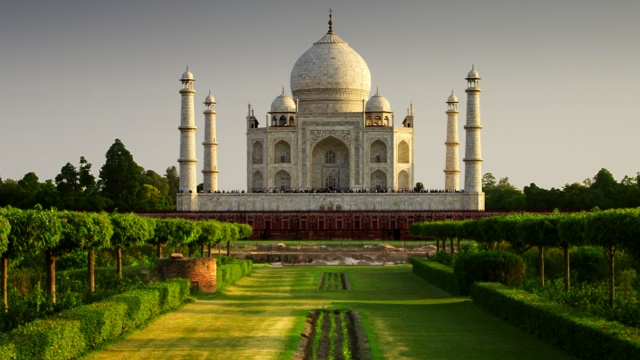 Photo of Not surprisingly, a trip to India can make for a truly exotic honeymoon. Mountaineers will love India for its winding mountain roads, hiking, nature camps and white water rafting. Beachgoers will be enchanted by India's breathtakingly beautiful beaches, swimming, snorkeling, scuba diving, jet skiing and catamaran rides. For a truly unique holiday, ride the Palace on Wheels, a royal luxury train that stops in romantic destinations like the Taj Mahal and other majestic forts and palaces.