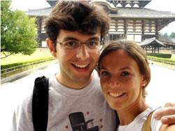Photo of Kate & Dan