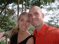 Photo of Sarah & Patrick
