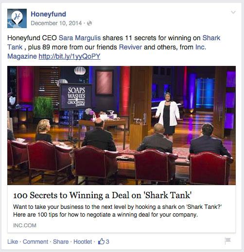 Inc Mag 100 Insider Tips to Winning on Shark Tank